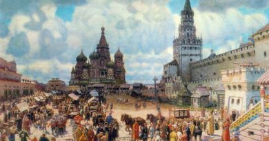 FIVE THINGS I LOVE ABOUT RUSSIAN CULTURE