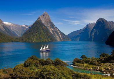 Лечу в Новую Зеландию