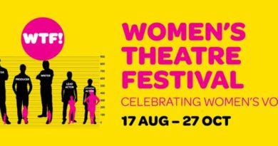 Театральный женский фестиваль